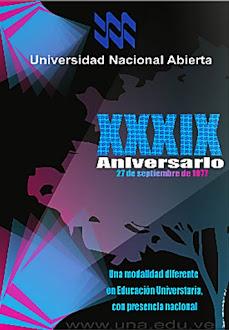 Afiche XXXIX Aniversario