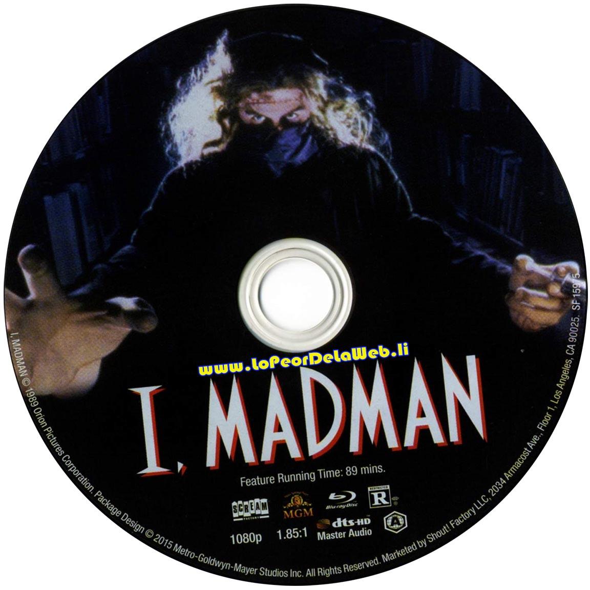 Lecturas Diabólicas (I, Madman - 1989)
