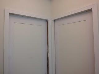 Guarnições de Portas Brancas Santa Luzia