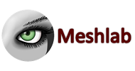 Meshlab 3D software logo