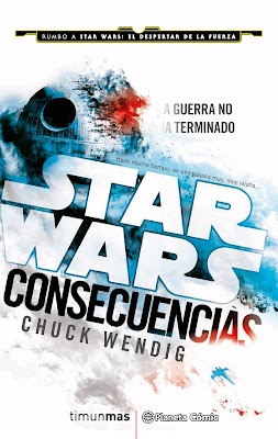 LIBRO - Star Wars Aftermath  Chuck Wendig (Planeta Comics - 24 noviembre 2015)  NOVELA CIENCIA FICCION | Edición papel & ebook kindle  Comprar en Amazon España