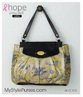 Miche Yellow Hope Prima Shell