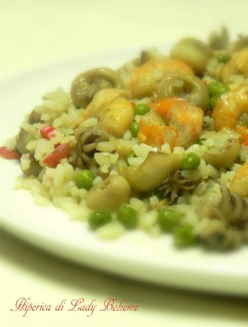 hiperica_lady_boheme_blog_cucina_ricette_gustose_facili_e_veloci_risotto_con_seppie_e_gamberi