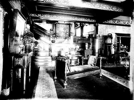 George Partridge Mansion 1889 Victorian House Restoration