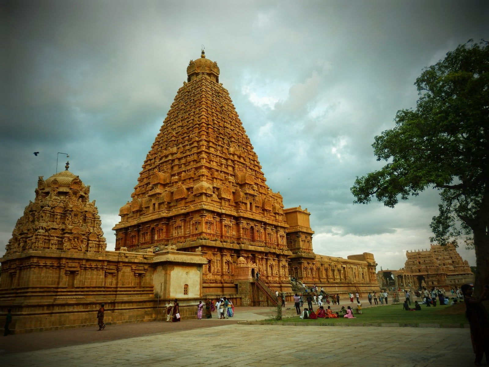 Interesting Facts About The Brihadeeshwara Temple Of Thanjavur
