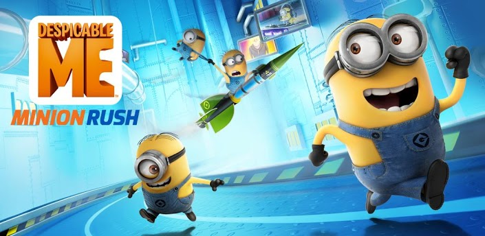 Despicable Me v1.2.0 MOD APK & DATA (Offline+Unlimited MONEY)