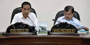 Presiden jokowi dianggap putus asa tangani indonesia