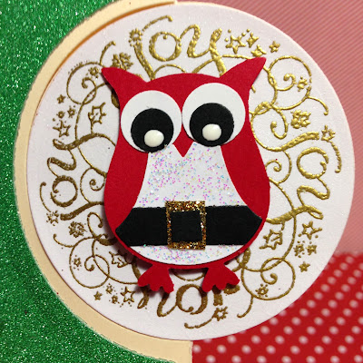 christmas-card-santa-owl-swing-card-joy-wreath