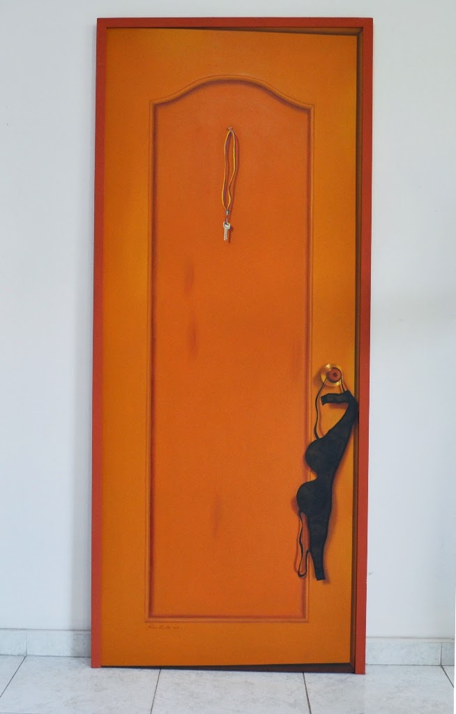 pintura-realista-de-portones-al-oleo