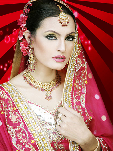 Pakistani Dulhan Dresses - fashion world