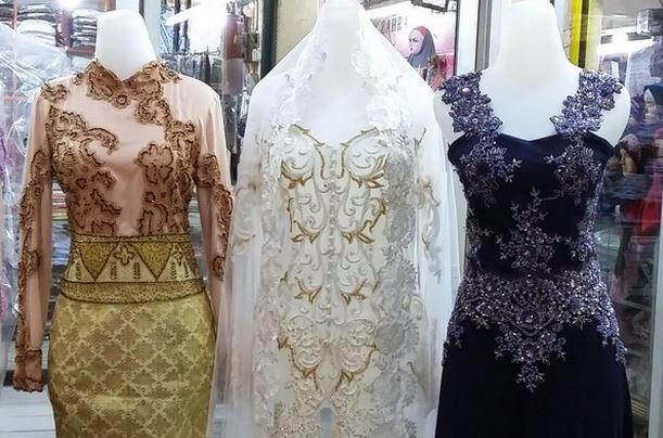 Baju Kebaya Pengantin Modern 2015 Model Baru