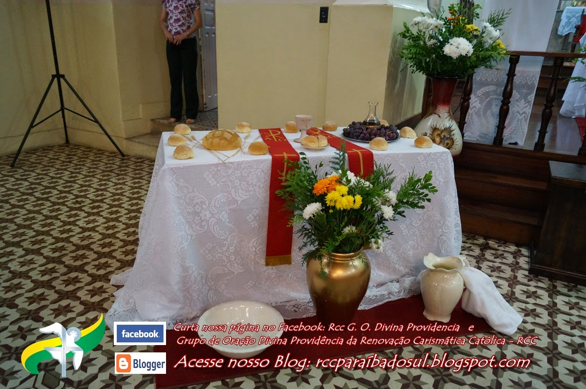 Quinta feira Santa 2014: Missa do Lava Pés