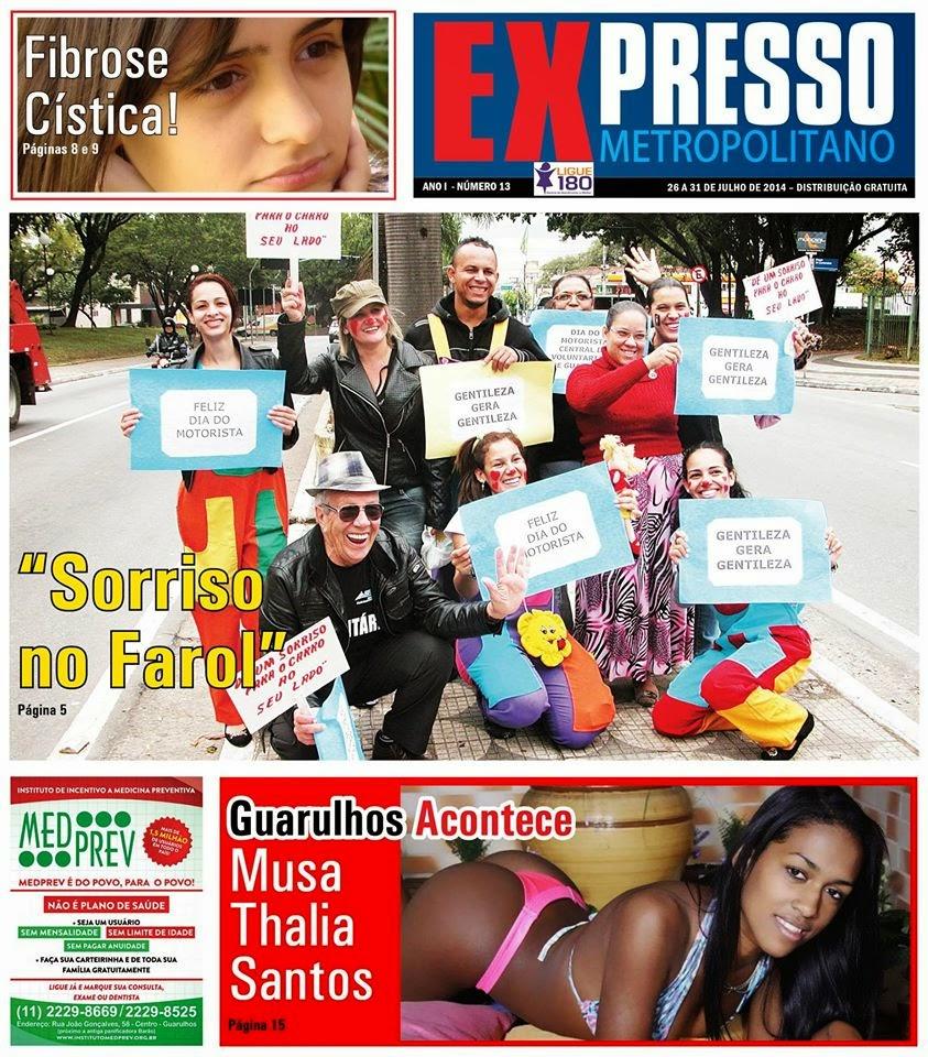 Edição Coluna Guarulhos Onde Acontece