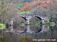 Puente romano Leiro, Ourense