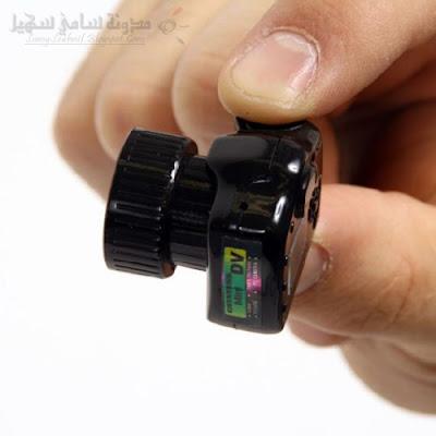 كاميرا MAME-CAM أصغر كاميرا في العالم بوزن 11 غرام فقط