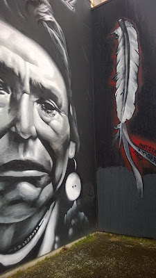 Chief Joseph and Feather