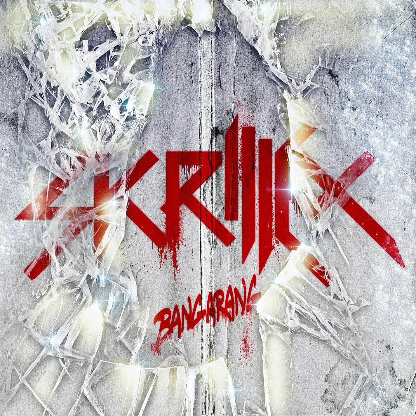 albumes de skrillex
