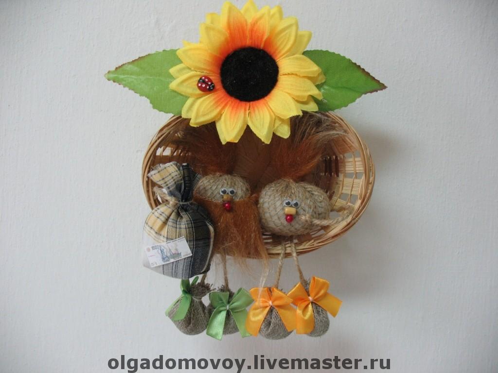 Семейное гнездышко коричневое