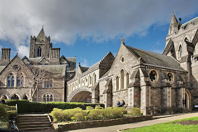 Catedral Christ Church de Dublin