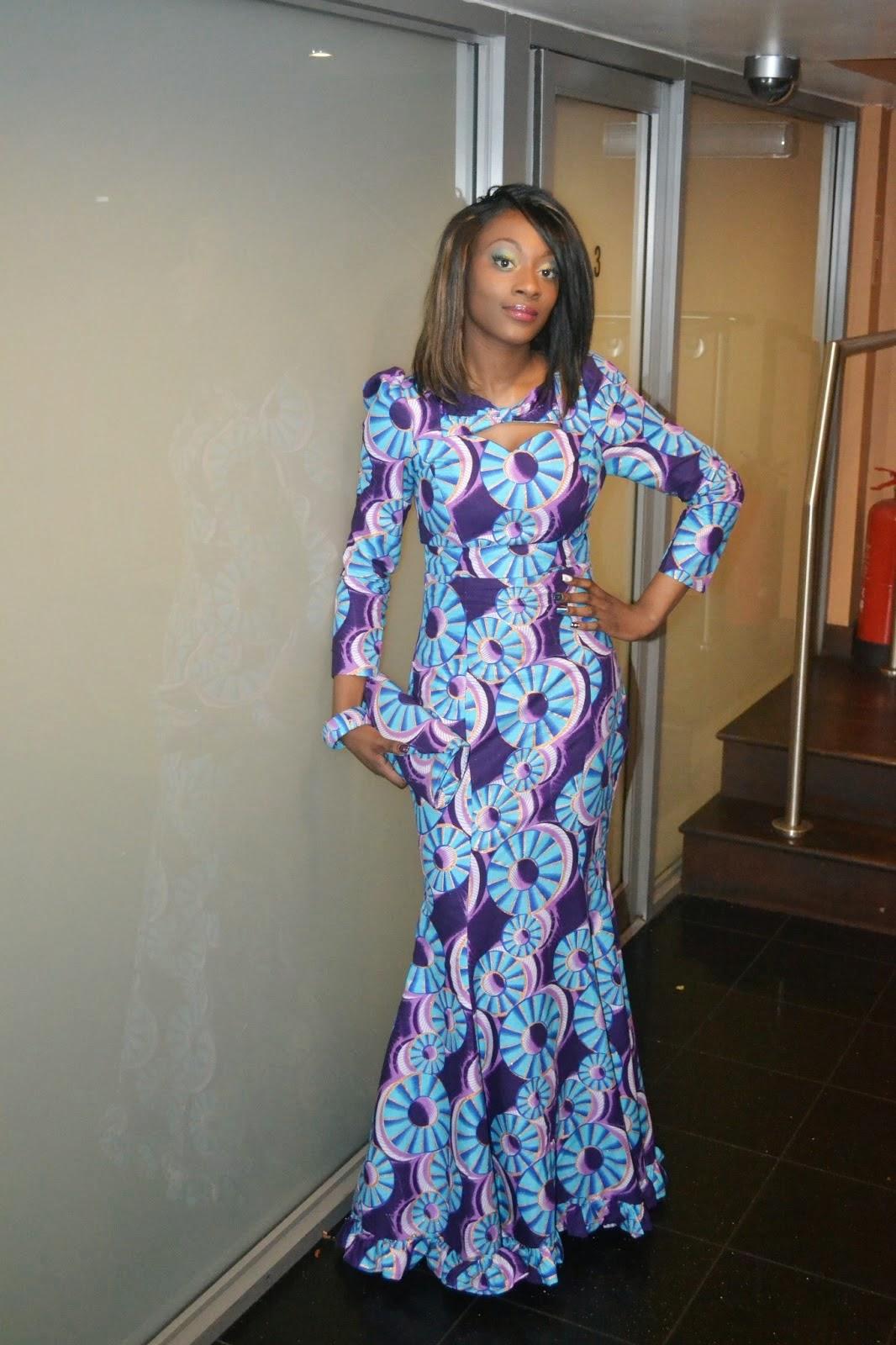 African Dresses Ankara Creative Design Dezango Fashion Zone