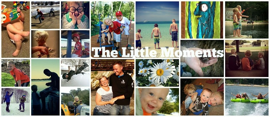 The Little Moments
