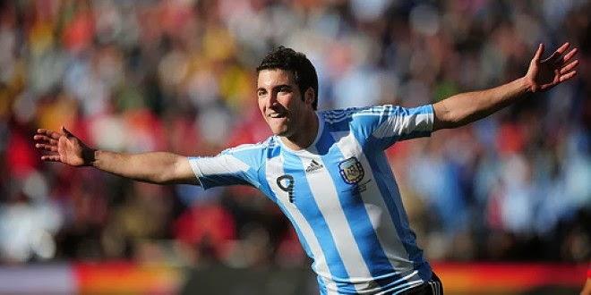 Higuaín Argentina