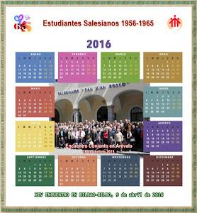 CALENDARIO 2016. E.S.56-65