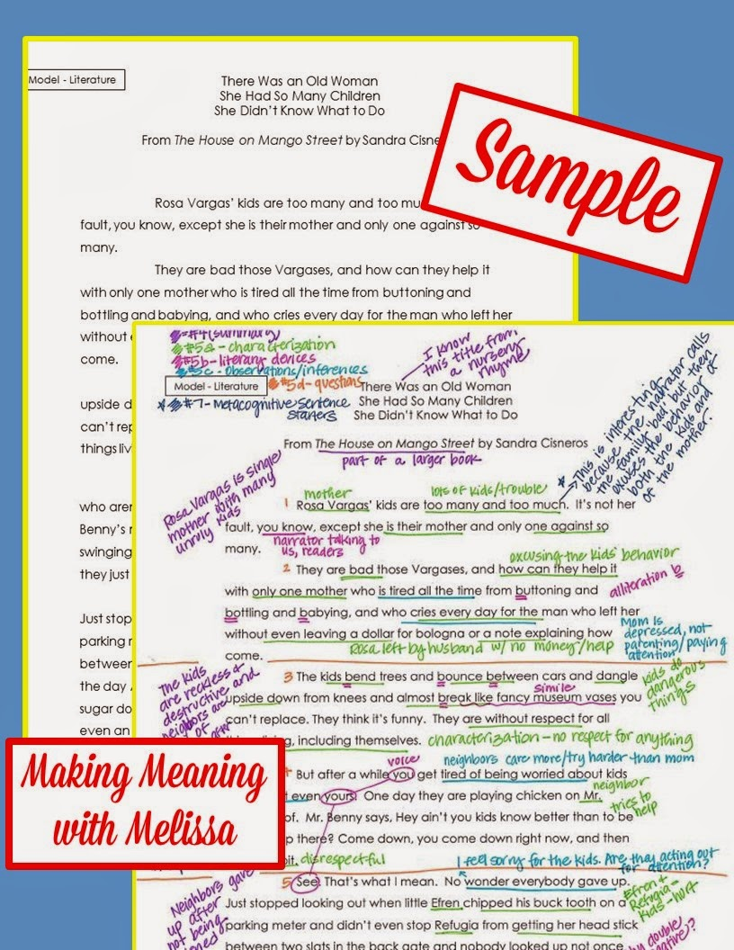 Making Meaning with Melissa: October 2014