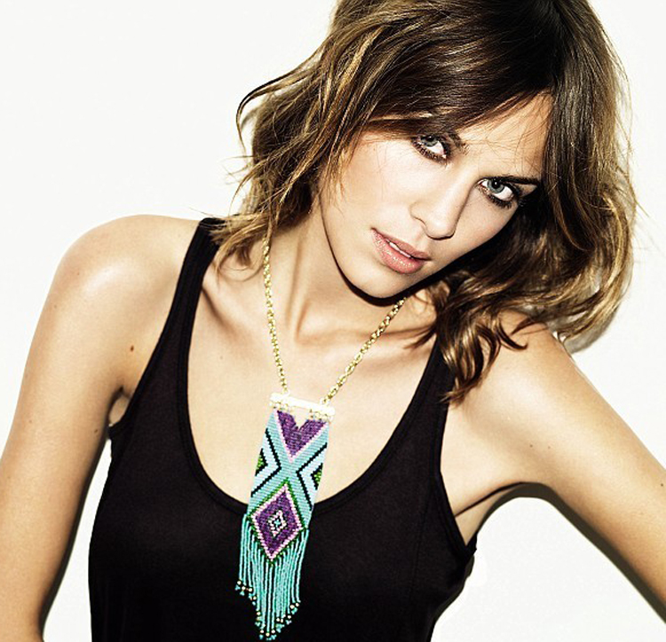 Alexa Chung Hair Color 9