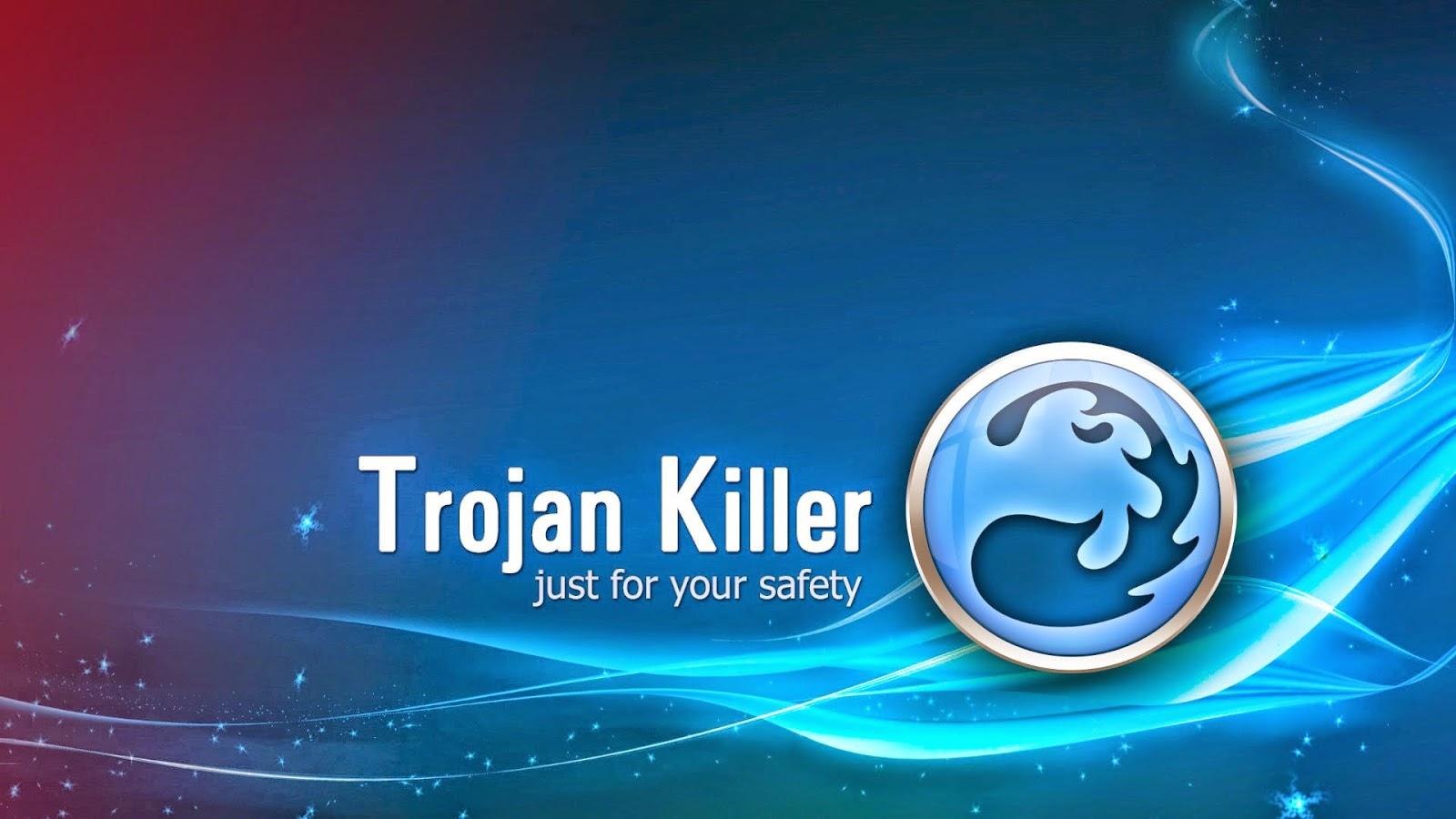 تحميل برنامج Trojan Killer للتخلص من التروجنات مجانا