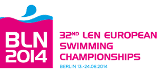 EUROPEAN SWIMMING CHAMPIONSHIP BERLIN 2014