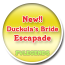 FarmVille Duckula's Bride Escapade all Stages Icon