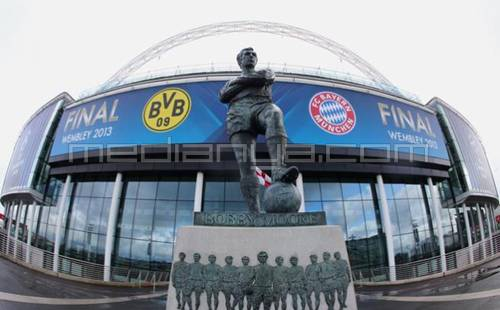 Prediksi Bayern Munchen VS Borussia Dortmund Final Liga Champions 2013