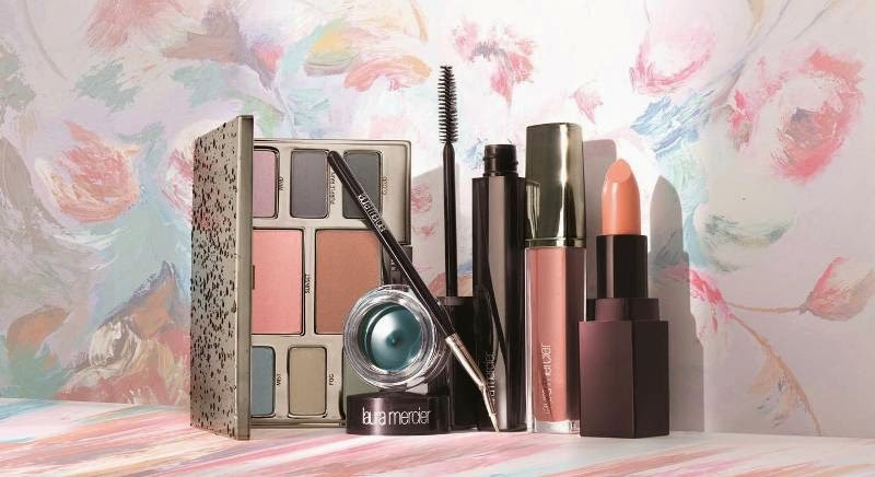Laura Mercier Colour Story Spring 2015 Makeup Collection
