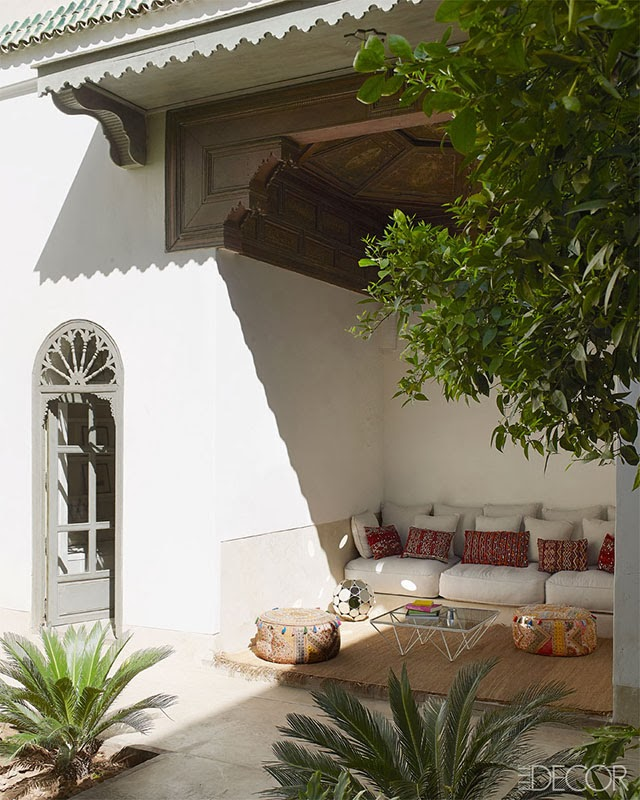 {Inspiring Interiors} A Marrakech Retreat