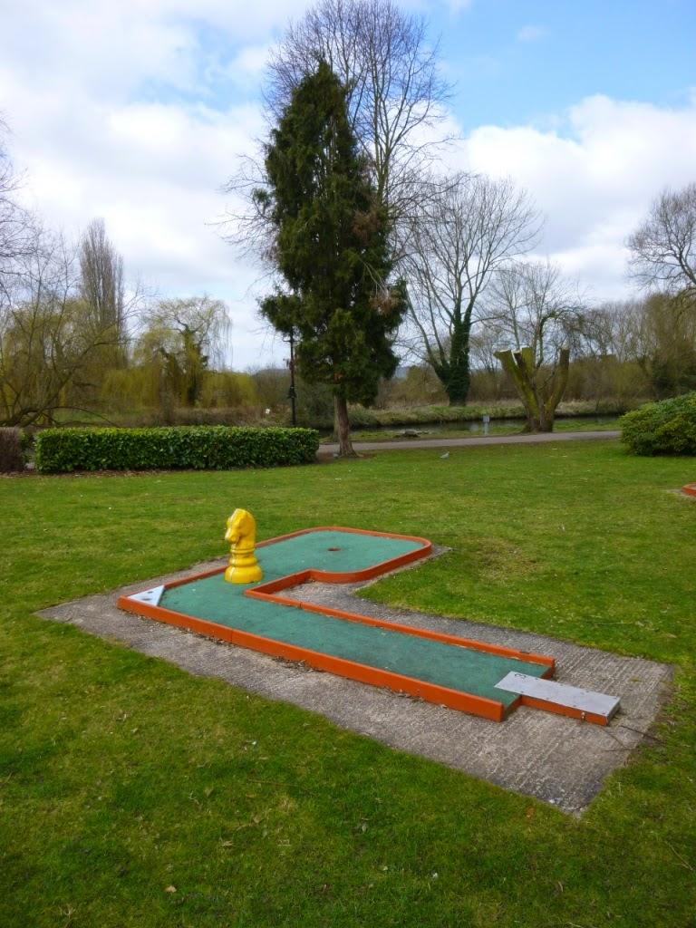 Miniature Golf in Tamworth, Staffordshire