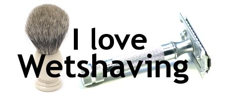 I Love Wetshaving