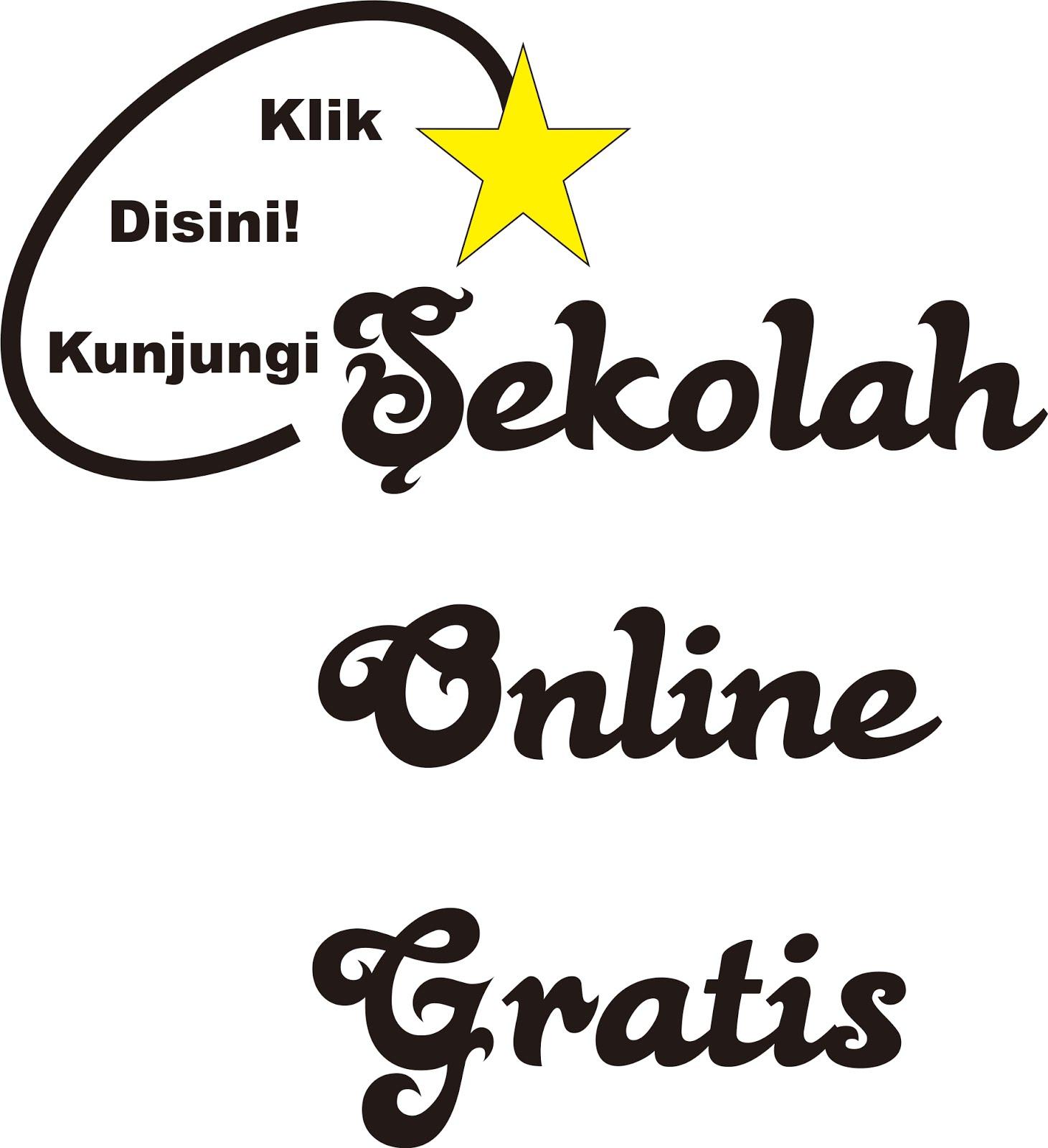 Sekolah Online Gratis