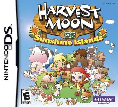 [NDS] Harvest Moon DS: Sunshine Islands Nds, Español