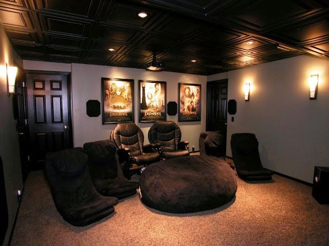 wall colors for home theatre