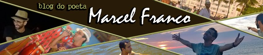 Blog do poeta Marcel Franco