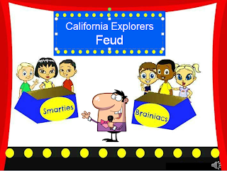 http://www.teacherspayteachers.com/Product/California-Explorers-Family-Feud-Game-994213