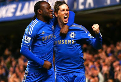 Chelsea Belasah Aston Villa 8-0 di Stamford Bridge