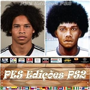 Leroy Sané (Schalke 04) PES PS2
