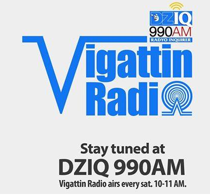 At Radio Inquirer DZIQ 990AM