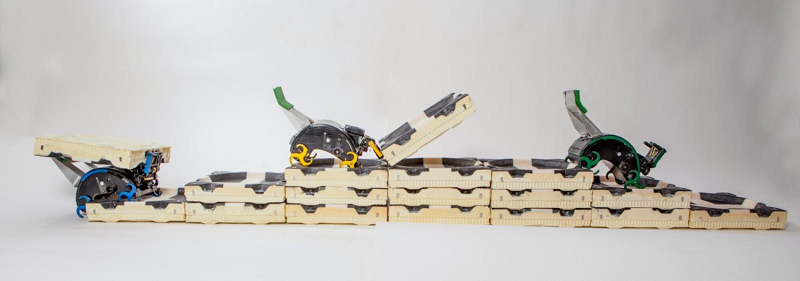 Robot Termite -2