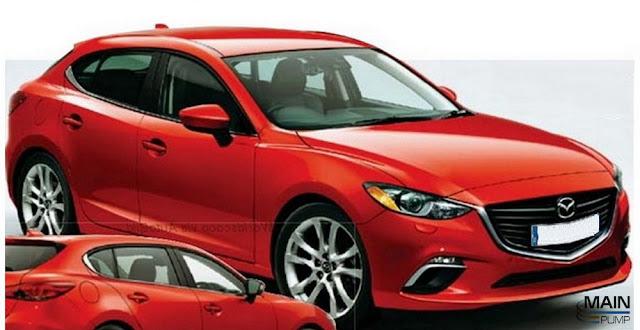New Mazda3 2015