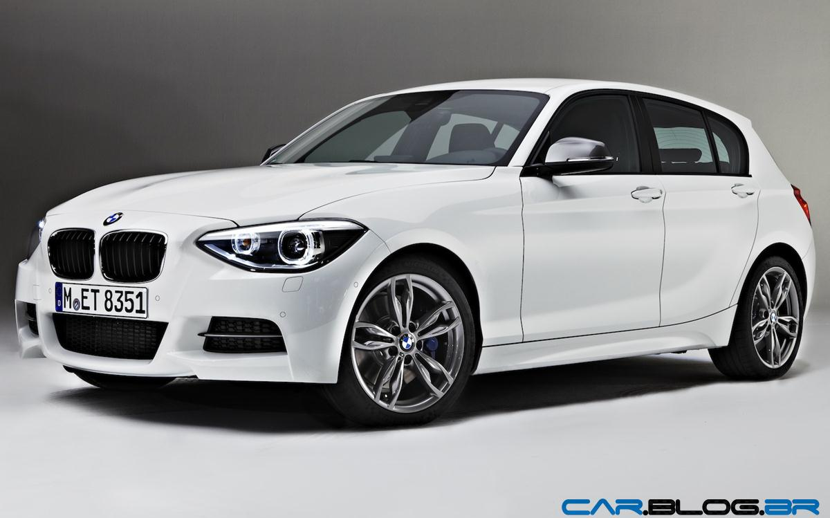 bmw m135i 2013 5 portas lan ado oficialmente car blog br. Black Bedroom Furniture Sets. Home Design Ideas