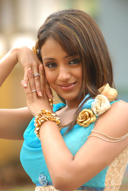 Trisha Unseen Photos - Kanchu Movie