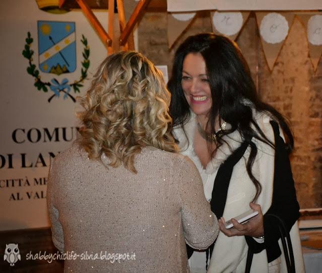 Marzia Sofia Salvestrini a Passione Shabby 2013